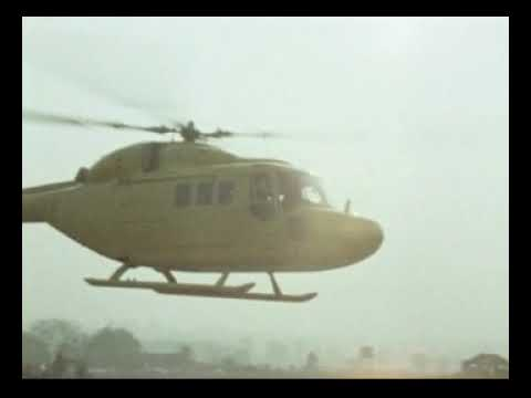 Lynx helicopter makes maiden flight