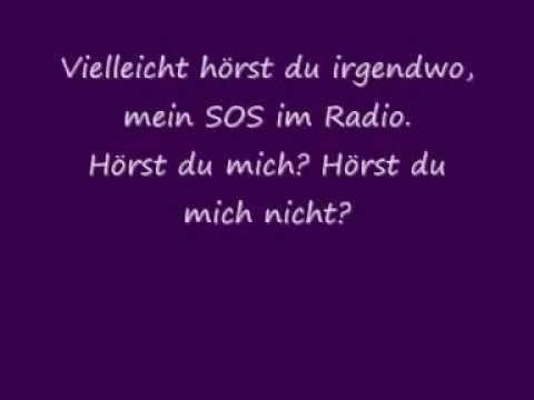 Tokio Hotel, rette mich,lyrics