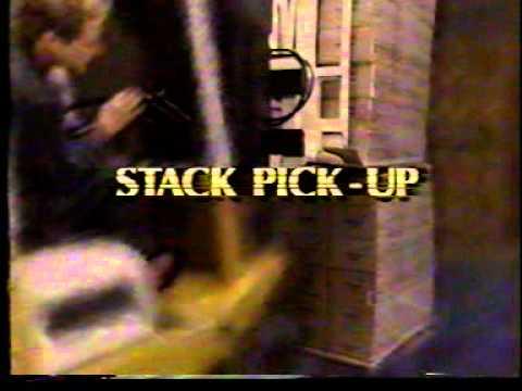 Slipsheet / Push Pull Forklift