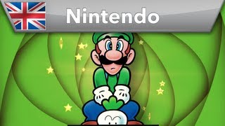 The Year of Luigi - Virtual Console Trailer (Nintendo 3DS & Wii U)