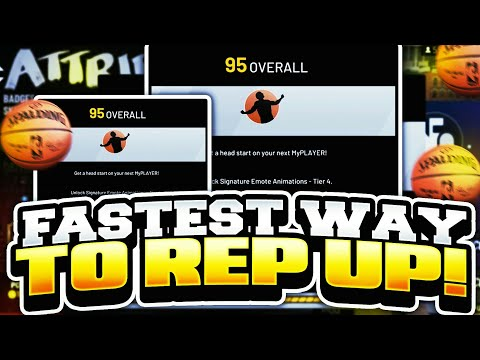 NBA 2K19 Fastest Way To Rep Up All Shooting Archetypes 🏀 80-100XP A Hour 😤💪🏻
