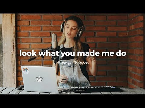 Look What You Made Me Do - Taylor Swift | Romy Wave LOOP cover