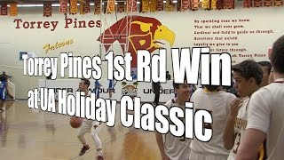 Torrey Pines 1st Rd. Win, UA Holiday Classic at Torrey Pines, 12/26/15