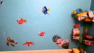 видео Покраска стен в ванной комнате своими руками / Zonavannoi.Ru