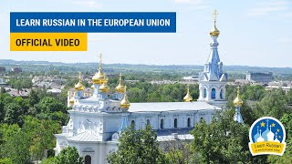 Learn Russian in the European Union 2015