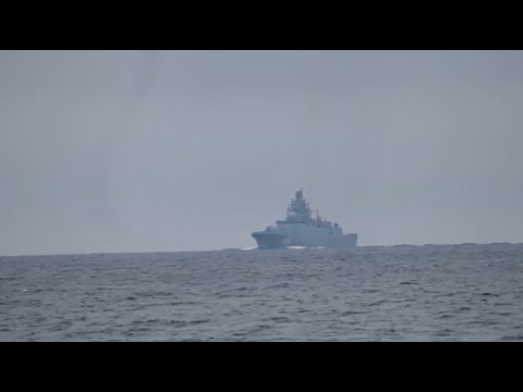 Canada on alert as Russia military moves into Arctic