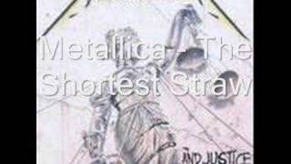 Metallica - The Shortest Straw (with lyrics)