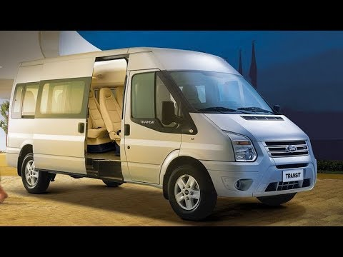 REVIEW | 2017 New Ford Transit Interior and Exterior | Ford Business Bus | ford transit 2017