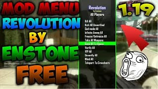 | MOD MENU REVOLUTION BY ENSTONE [ FREE ] +DOWNLOAD | HACKS BLACK OPS 2 1.19 |