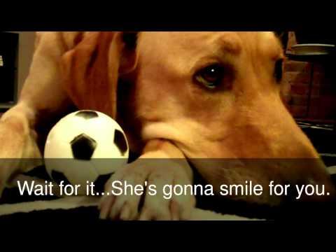 Mia Smiles !