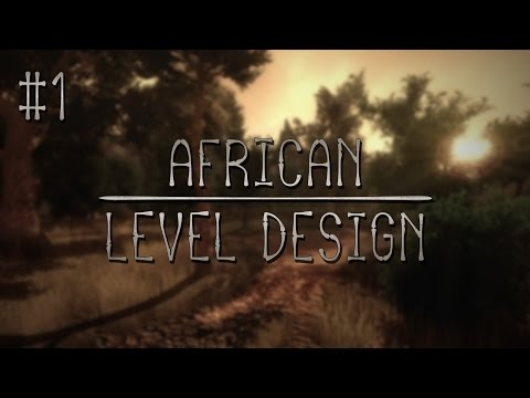 (Free Assets!) How to create African Environment in Unity5 [Part 1/2]