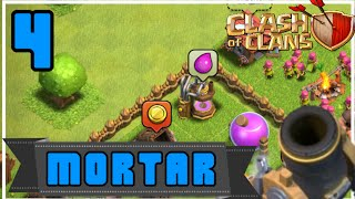 Clash of Clans: Osa 4 - MORTAR!