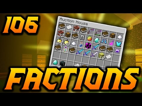 "Minecraft Factions VERSUS: Episode 106 ""SELLING ALL MY STUFF"" w/ MrWoofless"