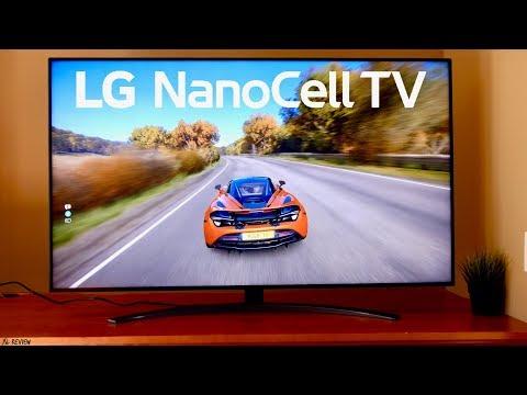 The NEW 2019 LG NanoCell 4K TV - Best Gaming TV For 2019??