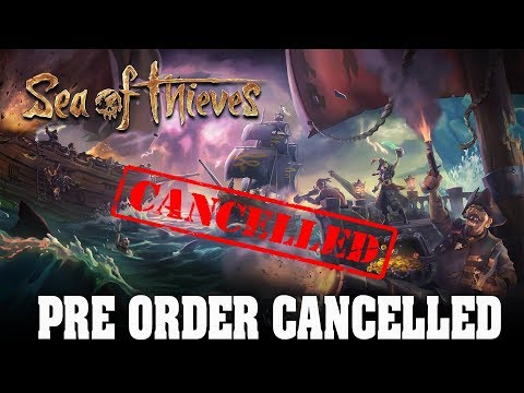 Cancelled My Pre-Order For Sea Of Thieves Because Of Xbox Game Pass, It Makes No Sense To Buy It!