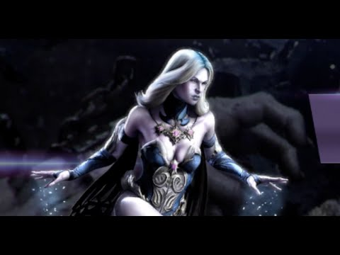 Injustice iOS: NEW Killer Frost Challenge On Nightmare ...