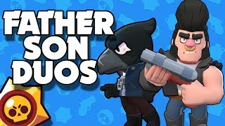 BEST Duo for Showdown | Father and Son | Brawl Stars
