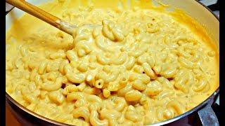 Creamy Macaroni and Cheese Recipe | How to Make Mac N Cheese | Macaroni and Cheese Recipe