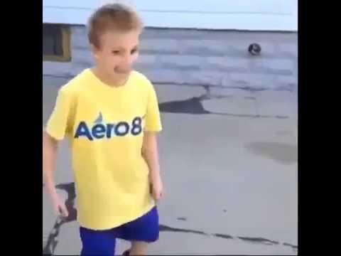 Weird Basketball kid remix