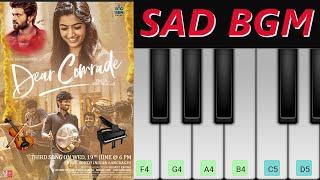 Dear Comrade Sad Bgm Piano & Violin Version In Android--Tutorial