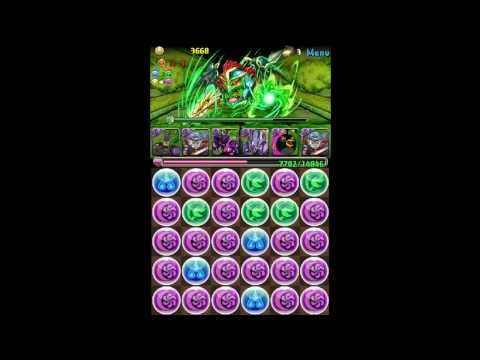 """""""Draggie"""" Knight - NEW SPECIAL DUNGEON GAMEPLAY!!! - Puzzle And Dragons"""