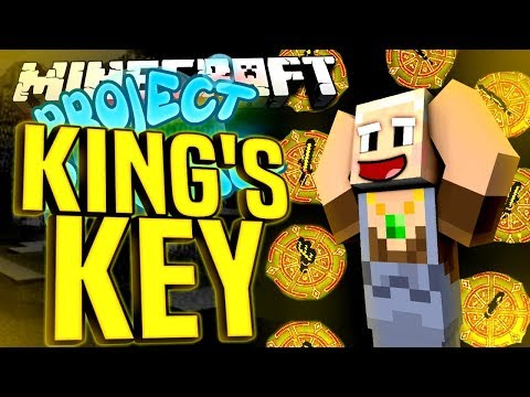 Minecraft - THE KING'S KEY - Project Ozone #202