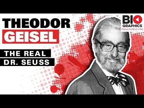 Theodor Seuss Geisel: The Real Dr. Seuss