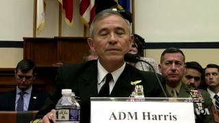 US Lawmakers Briefed on North Korean Threat
