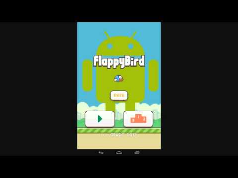 Flappy Bird CHEAT! Modded Android APK!