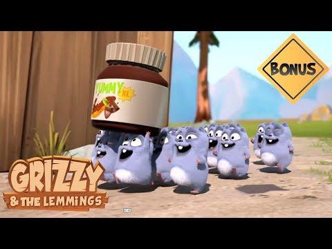 TOP 10 spécial pâte à tartiner ! - Grizzy & les Lemmings