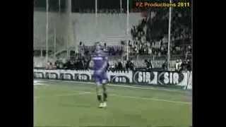 Italian Serie A Top Scorers: 2005-2006 Luca Toni (Fiorentina) 31 goals