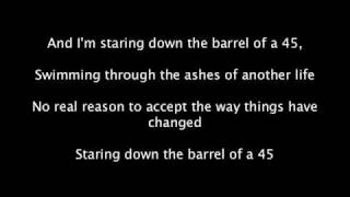 Lyrics | 45 | Shinedown...