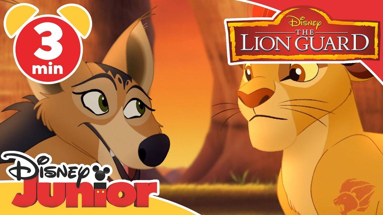 Magical Moments | The Lion Guard: The Jackals | Disney Junior UK