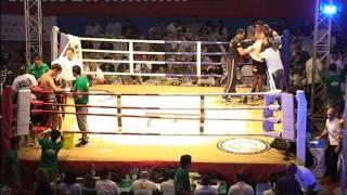 ILYASS CHAKIR VS SWU SIHAN - Fight League 2 Morocco Vs China 2016