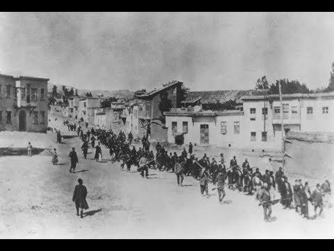 Геноцид армян в Османской империи. Документальный фильм.