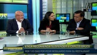 N Portada 03/04 Carlos Bruce, Gloria Montenegro y Javier Velásquez: la caída de Félix Moreno