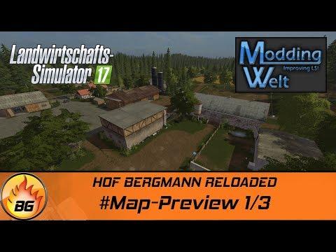 LS17 | HOF BERGMANN RELOADED 1/3 | Map-Preview [HD]
