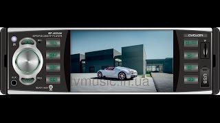 видео Автомагнитола с камерой заднего вида: обзор моделей