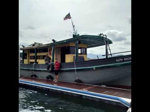 Borneo Seamaster