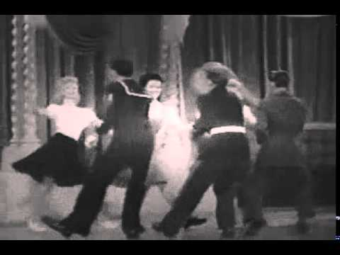 How to dance the Jitterbug  1940s style