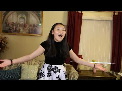 Breathe - In the Heights cover by Diane Li