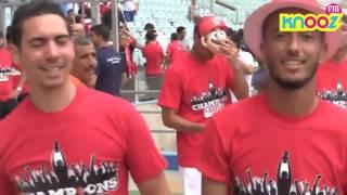 حمزة لحمر  نجم موسم 2016 في البطولة التونسية
