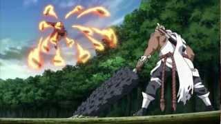 Naruto & Killer Bee vs Itachi e Nagato (Edo Tensei) - Aerials
