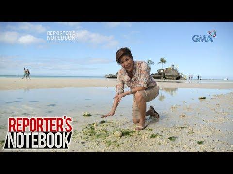 Reporter's Notebook: Isla ng Boracay, unti-unti na nga bang nasisira?