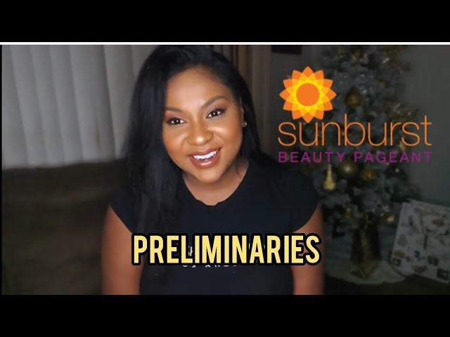 How to win a Sunburst Preliminary Pageant #sunburstbeautypageant