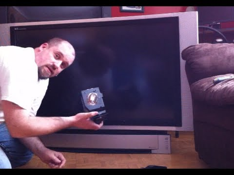 50 panasonic dlp tv repair my free tv youtube. Black Bedroom Furniture Sets. Home Design Ideas