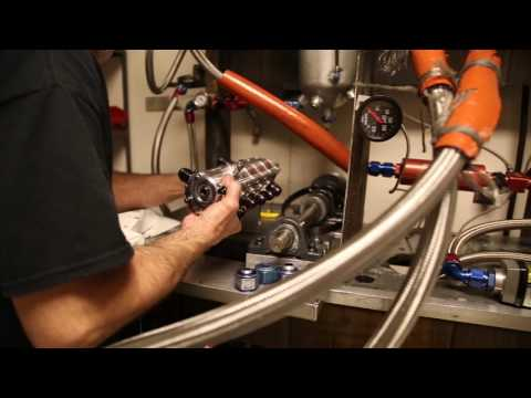 Dry Sump Pump Assembly