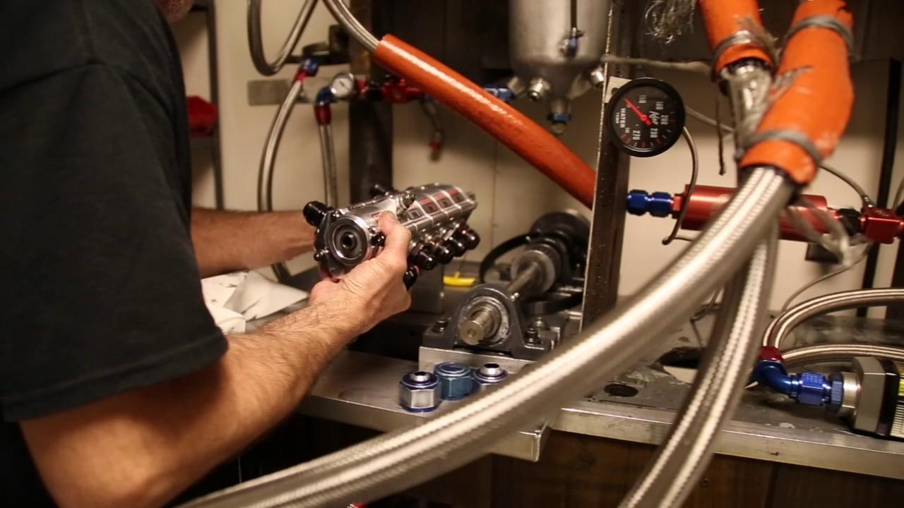 pump diesel peabody sump trash barns youtube watch crown barnes