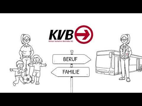 Menschen Bewegen - Die Kölner Verkehrsbetriebe