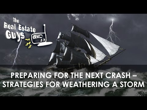Preparing for the Next Crash – Strategies for Weathering a Storm